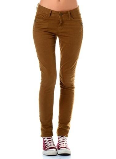 Pantolon-Caramel